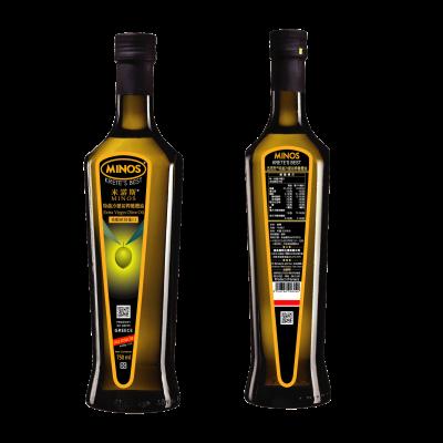 米諾斯MINOS®特級冷壓初榨橄欖油-750ML-買10送2或買36送12