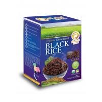 有機發芽黑糙米