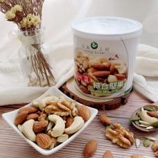 綜合堅果-買12送腰果醬+錫蘭紅茶